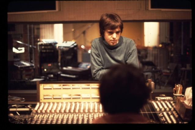 Peter, control room