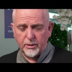 Peter Gabriel: An experience that changed my world view