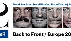 Back To Front comes to Europe 2013