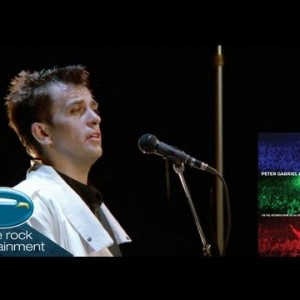 Peter Gabriel – Here Comes The Flood (Live in Athens 1987) [1080p HD]
