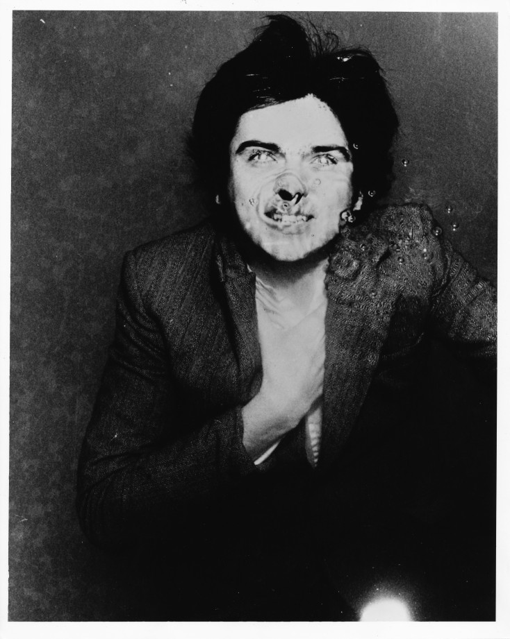 Peter Gabriel by Terry O'Neill