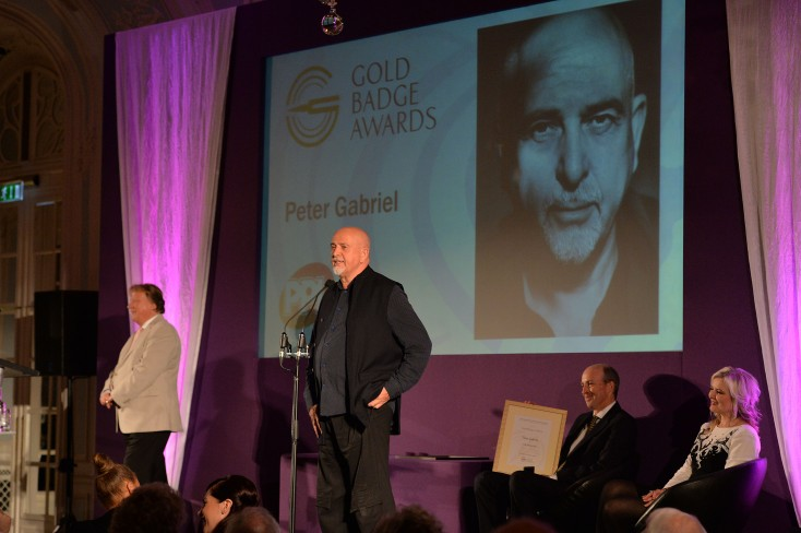 The 42nd BASCA Gold Badge Awards held at the Savoy, London on Tuesday 13 Oct. 2015. Photo by Mark Allan