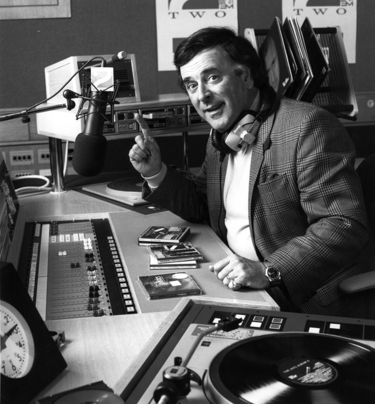 Terry Wogan in 1994. (c) BBC