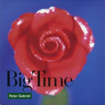 big time 7″ single front