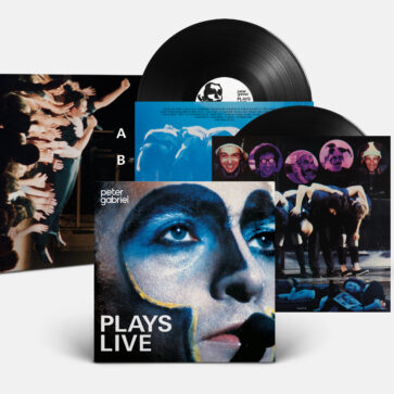PlaysLive Vinyl exploded